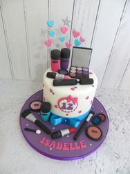 MAC Make Up Birthday Cake