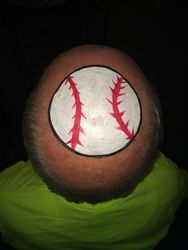 Baseball Head