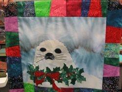 Holiday Seal