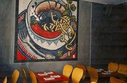 Lemongrass Restaurant Mosaic