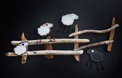 Heijastavat Lampaat, Reflective sheep