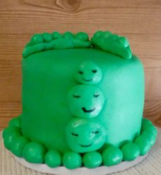 Shopkins: Sweet Pea themed