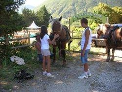 Maya et Arthur aident Thierry