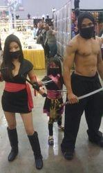 The Ninja Family