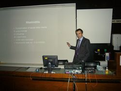 Mr N Bateman's lecture - Paediatric ENT infections