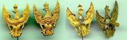 Some Schwedter Adler Badge Variations: