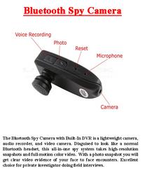 Bluetooth Spy Camera