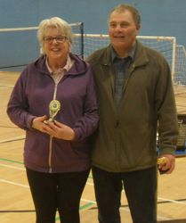 Handicap Tournament SuperVets Mixed Doubles