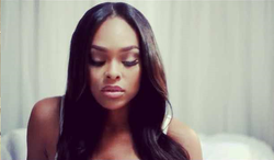 Demetria McKinney In Her Music Video 'Still Believe In Love'