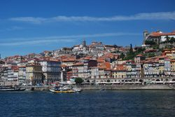 Porto from across the river