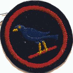 Blackbird Patrol Badge