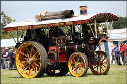 "Traction Engine "" Majestic """