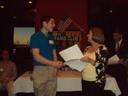 Scholarship Reception 2012