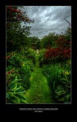 Gardens Levens Hall-Kendal-Cumbria-England
