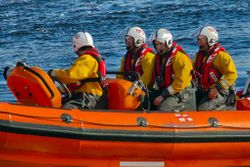 Galway RNLI naming ceremony