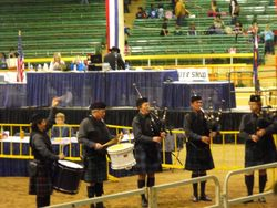 Pipers call in the Championship Line up