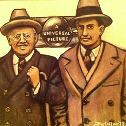 """Carl Laemmle"", and ""Carl Laemmle junior"", ""A universal picture"",""Producers"",""Universal Studio's"", ""Universal"","