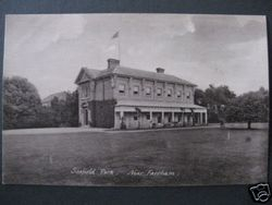 Seafield Park,Fareham, Hants.