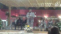 Pastor Dwayne Campbell