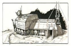 refueling depot