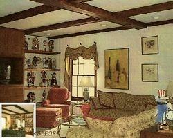 Family Room in 2004