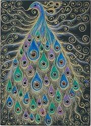 Peacock - Eyes