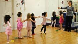 Beginner Ballet & Tumble, Floor excercises
