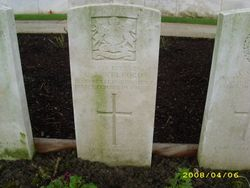 Pte. 351748 CYRIL JOHN WELFORD. 1st 9th Battalion