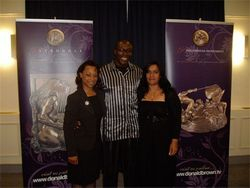 Sandra, Donald & Ami Dhesi