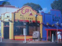 Volcano and Lava Bar Lyttelton