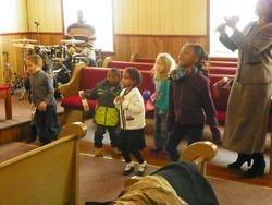 Children at Worship