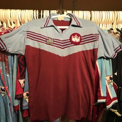David Cross iconic1976-1980 Admiral home shirt.
