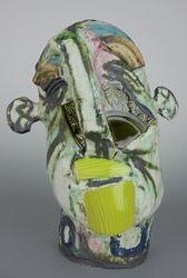 Mary Jones Ceramics.  Goodbye friend. SOLD