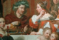 De Bray, Banquet of Anthony and Cleopatra)