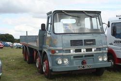 ERF LV 8 wheeler