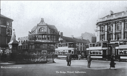 Walsall. 1913.