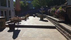 Forest Grove Paver Pation