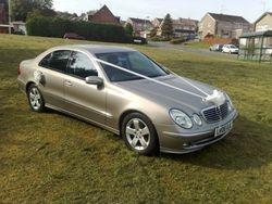 Mercedes E Class Cubanite Silver