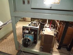 Serviced / Repaired - Variac fitted with new motor for voltage control