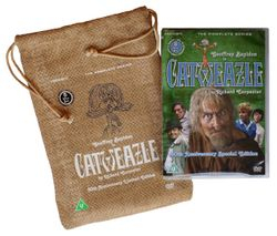 Catweazle 40th Anniversary Commemorative Set (UK reg. 2 release)