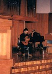Concert in Arosa, Switzerland, 1999