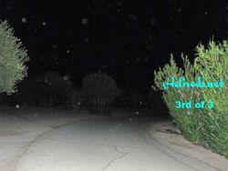 """""""Hex"""" orbs at Callville (3 of 3)"""
