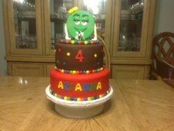 Ariannas cake