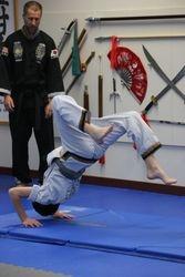Kip-up Practice