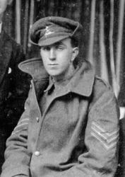 Another  view of T/Cadet Jack Whyntie