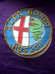 Alfa Romeo Cake 2011