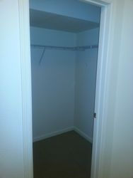 Foyer Walk-In Closet