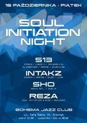 2009.10.16 - Soul Initiation Night - Bohema @ Olsztyn