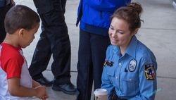 Civilian PatrolWoman, Kelley!