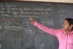 Klas 4: les over de slavernij